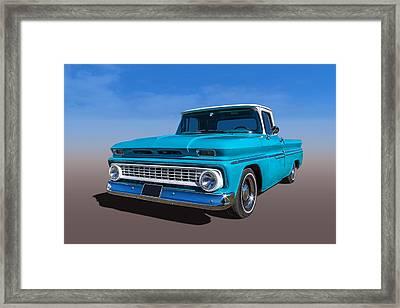 Chevrolet Pickup Framed Print