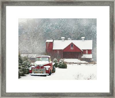 Chevy Country 2 Framed Print