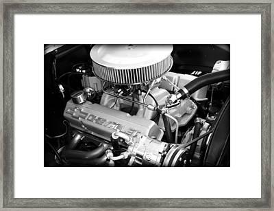 Chevy Power Framed Print