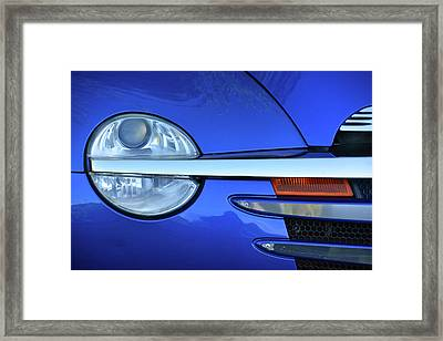 Chevy Super Sport Roadster Framed Print