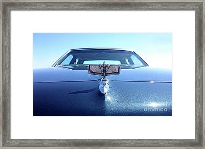 Chevyhood Framed Print