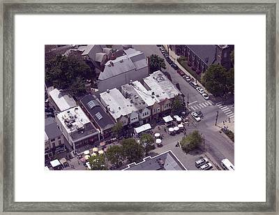 Chhgf Top Of The Hill Framed Print by Duncan Pearson