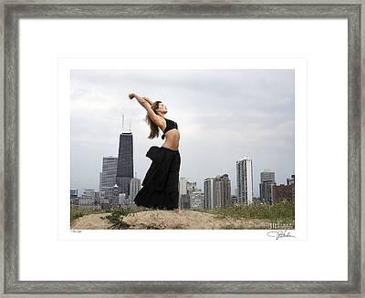 Chicago Framed Print by JR Harke Photography