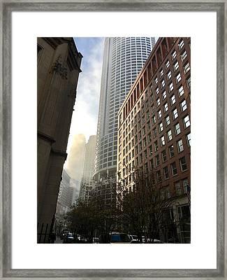 Chicago Light 2 Framed Print