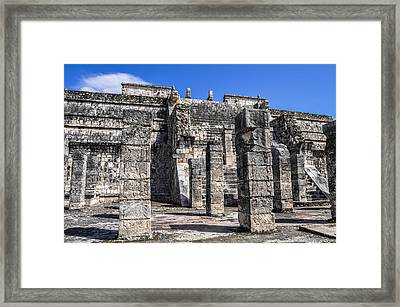 Chichen Itza Framed Print by Pelo Blanco Photo