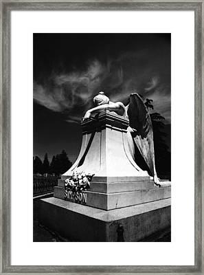 Chico Framed Print by Tom Melo