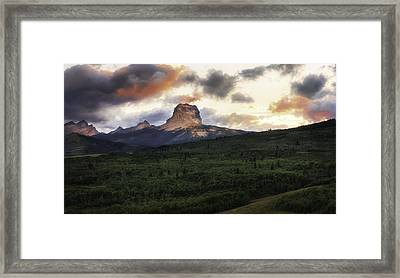 Sacred Grounds   Framed Print by Thomas Schoeller