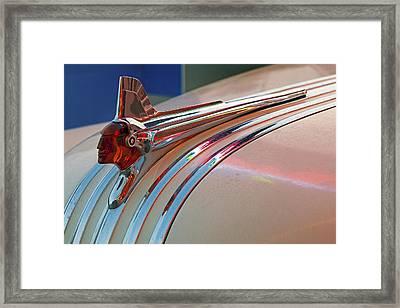 Chieftan Framed Print by Rick Pisio