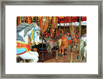 Childhood Memories Framed Print by JAMART Photography