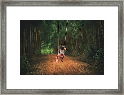 Childhood Framed Print by Rui Caria