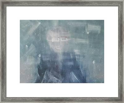 Childishness Framed Print