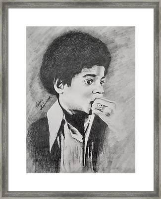 Childlike Framed Print