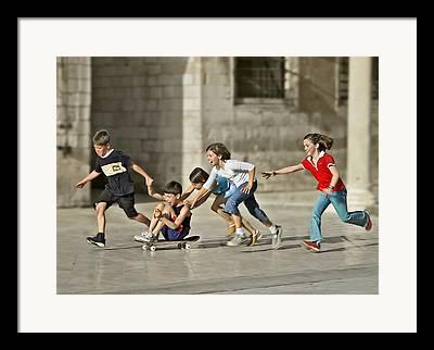 Dubrovnik Framed Prints
