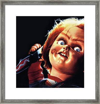 Childs Play 1988 Framed Print