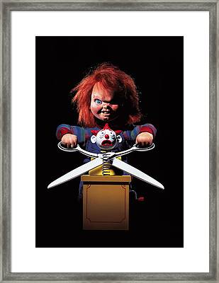 Childs Play 2 1990 Framed Print