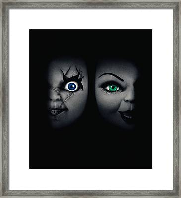 Childs Play 4 Bride Of Chucky 1998 Framed Print