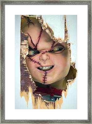 Childs Play 5 Seed Of Chucky 2004 2 Framed Print
