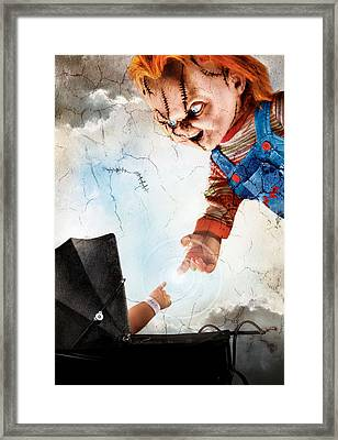Childs Play 5 Seed Of Chucky 2004 Framed Print