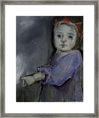 Childsdancer #3 Framed Print