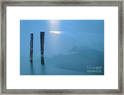 Chilled Framed Print by Idaho Scenic Images Linda Lantzy