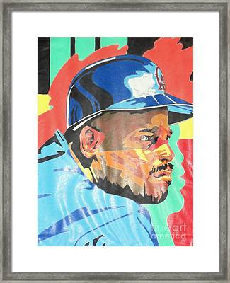 Chilli Davis Framed Print