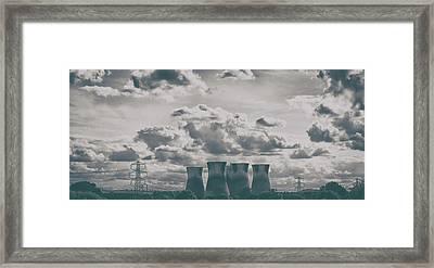 Chimneys Framed Print