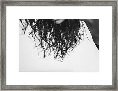 Chin Framed Print