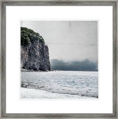 China #1858 Framed Print