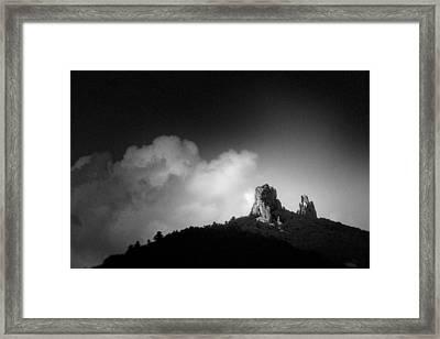 China #2209 Framed Print