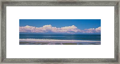 China Beach Vancouver Island British Framed Print by Panoramic Images