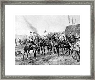 China: Boxer Rebellion Framed Print by Granger