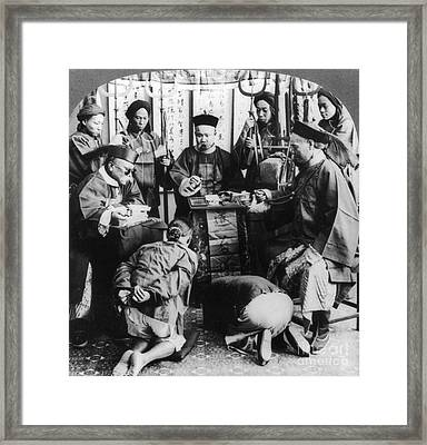 China: Boxer Trial, C1900 Framed Print by Granger