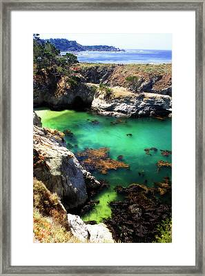China Cove 4 Framed Print by Alan Hausenflock