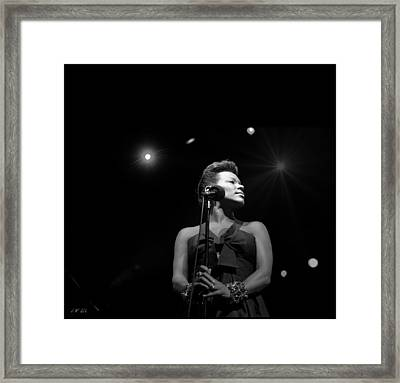 China Moses Black-and-white Framed Print