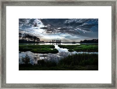 Chincoteague Framed Print