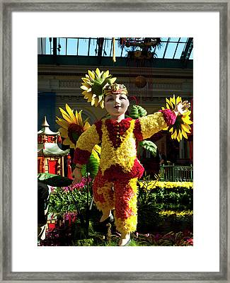 Chinese New Year Framed Print by Rae Tucker