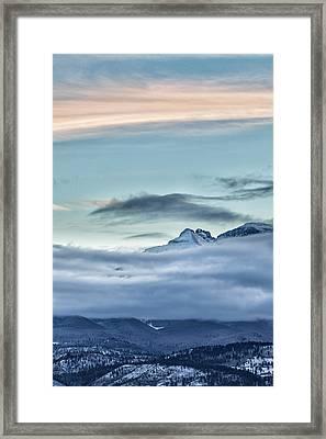 Chipeta In View Framed Print