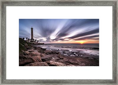 Chipiona Framed Print