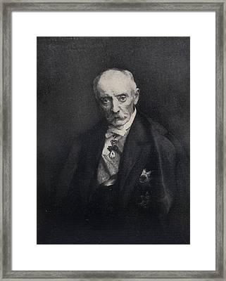 Chlodwig Karl Viktor Framed Print