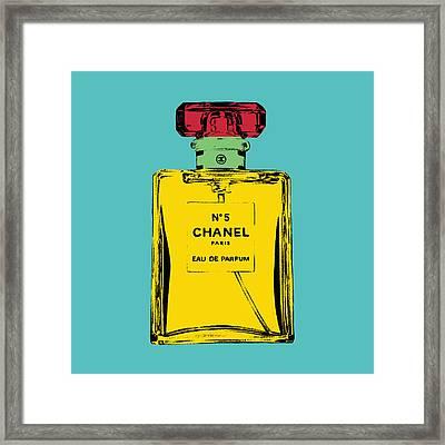 Chnel 2 Framed Print