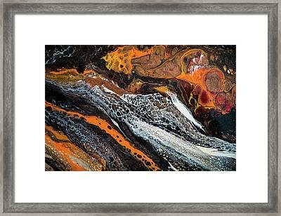 Chobezzo Abstract Series 1 Framed Print