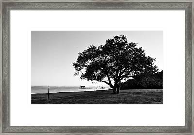 Choctawatchee Bay - Florida Framed Print by Glenn McCarthy Art and Photography