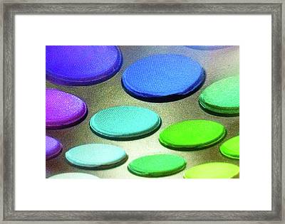 Choose Your Weapon Framed Print by Susan Maxwell Schmidt