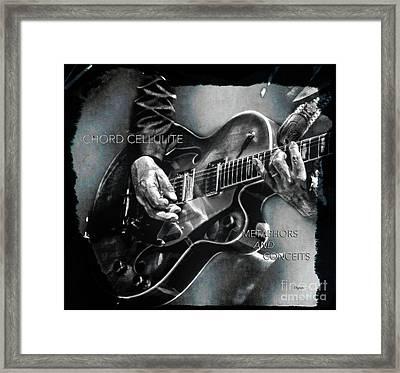 Chord Cellulite  Framed Print