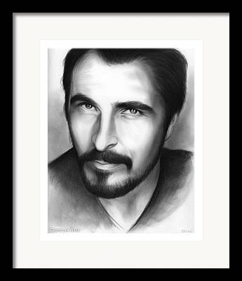Bales Drawings Framed Prints
