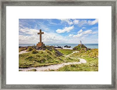 Christian Heritage Framed Print by Colin and Linda McKie