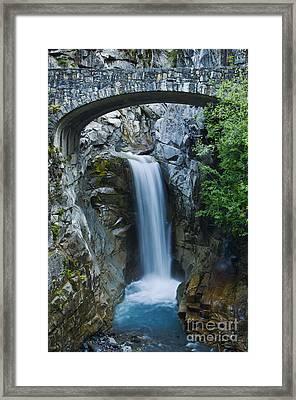 Christine Falls Framed Print by Greg Vaughn - Printscapes