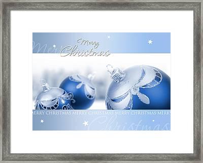 Christmas-016 Framed Print by Marc Huebner
