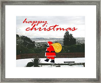 Christmas 23 Framed Print by Patrick J Murphy