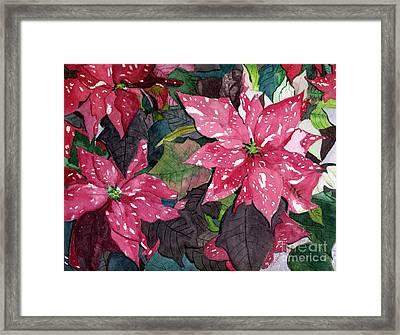 Christmas Beauty Framed Print